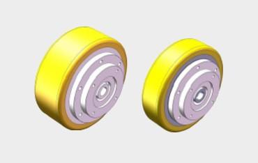 CHINA AGV Wheel